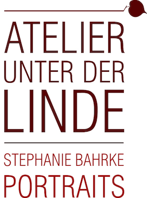 Stephanie Bahrke Porträtmalerei Logo