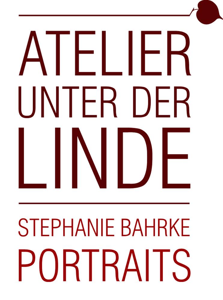 Logo Atelier unter der Linde Stephanie Bahrke, Portraits