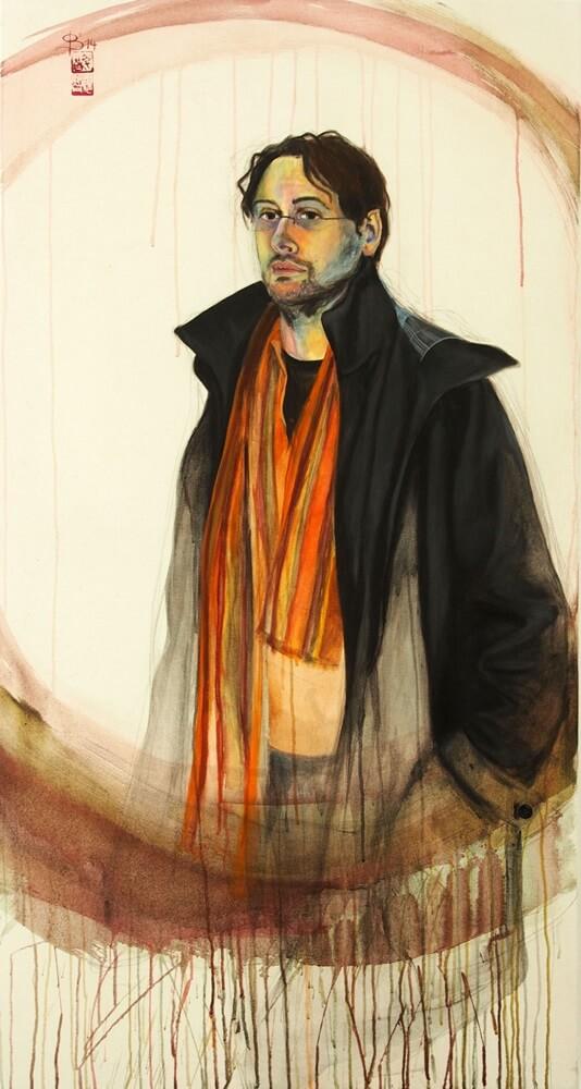 Portraitmalerei Hamburg Portätmalerei